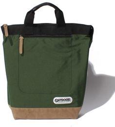 イッカ OUTDOOR クラシックトートリュック / Tote&backpack on ShopStyle