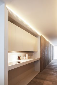 Great Use of LED tape in this fabulous kitchen