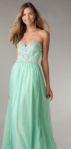 prom dress Elegant A-Line Sleeveless Long Prom Dresses In Stock irene34880