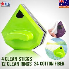 Magnetic-Window-Cleaning-Double-Side-Car-Glass-Wiper-Brush-Pad-Cleaner