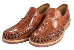 1be660dc62d3a Premium El Pescador Closed Toe Huarache Sandals - Chedron