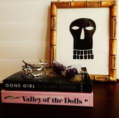 Gwinky Skull VI by libertypost on Etsy
