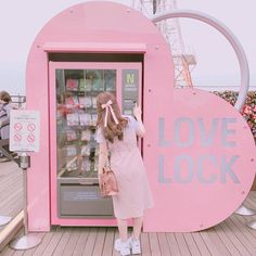 Aesthetic, korean, and pastel image Pink Love, Cute Pink, Pretty In Pink, Showroom Design, Wallpapers Rosa, Ulzzang Girl Fashion, Baby Pink Aesthetic, Aesthetic Pastel, Aesthetic Grunge