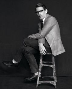 Mark Seliger photographs Ethan Hawke for Icon Magazine, Oct 2012    For the latest news, follow Mark on Facebook.  Mark's latest...