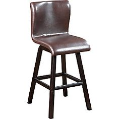 picture of Noah Brown Barstool  from Barstools Furniture