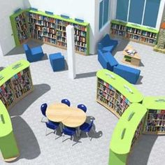Library Design Service Home Library Design, Kids Library, Free Library, Library Shelves, Shelving Systems, 3d Visualization, Water Tower, Ivoire, Design Consultant