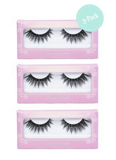 This is one of my favorites on House of Lashes: Iconic 3pk