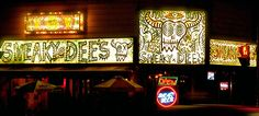 A fave Toronto joint. /// Sneaky Dee's - 431 College St