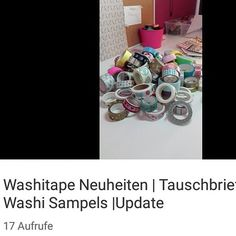 Link ist in der Bio  #youtube#video#link#lfl#washitape#filofax#happymail#tauschbrief#klebeband#basteln#update#sticker#instagram#new#first by filofax_girls