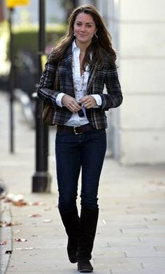 Kate In Chelsea - 27 October 2006