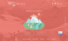 Subtle Pastel Color Schemes in Web Design