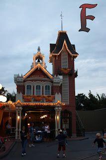 Manifesting the Magic: Magic Kingdom ABC's: F