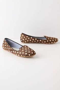 Herded Pattern Loafers