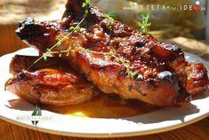 Coaste de porc la cuptor (reteta video) - Rețetă Petitchef