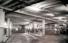 Edgbaston street midland red depot 1967. Birmingham City Centre, Birmingham England, Bus Station, Historical Photos, Old Photos, Liverpool, Past, History, Street