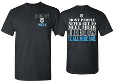 Police Son Shirt Police Son Clothing Police Kids Shirts Thin