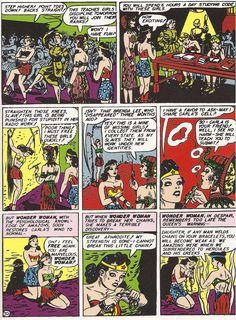 Wonder Woman Kink