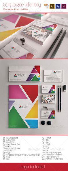 Corporate Identity, Photograpy Corporate Identity, Photography, Branding