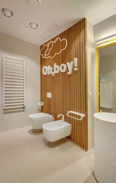 foorni.pl | Apartament rodzinny, łazienka dziecięca