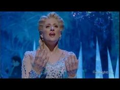 Frozen On Broadway (Video Clip Corrected) Frozen On Broadway, Frozen Musical, Frozen Movie, Anna Frozen, Elsa Olaf, Elsa Anna, Frozen Pictures, Elsa Cosplay, Frozen Sisters