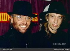 Maurice Gibb and Robin Gibb - Bee Gees