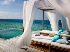 Dusit Thani Maldives from livejournal