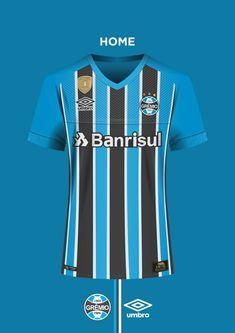 Leitor MDF  Camisas do Grêmio FBPA 2018-2019 Umbro (Felipe Felicetti d87dfa89b232e