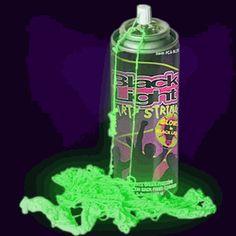 Blacklight UV Reactive Party String