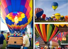 Alabama Jubilee Hot Air Balloon Classic is an annual event held in Decatur, Alabama