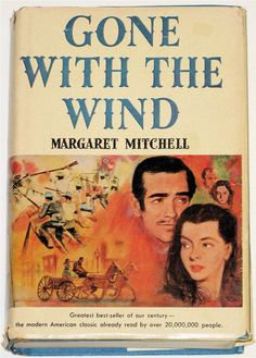 Gone with the Wind, Margaret Mitchell