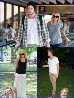 Liam and Miley Out and About in Philly