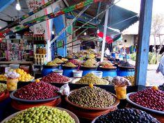 https://flic.kr/p/DXbhyK   Olivenmarkt in Casablanca   Soweit das Auge reicht..