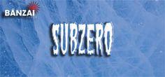 Subzero de Banzai vapor - 50/50 - Base tabac légère et menthol. J'aime assez. Vapeur abondante, hit un peu léger.