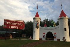 This Maryland amusement park was once an East Coast version of Disneyland and was left for dead until one woman rescued it