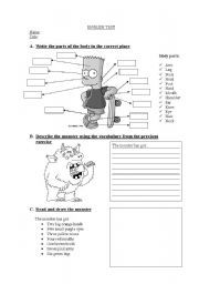 Emotions worksheets for children and teaching emotions