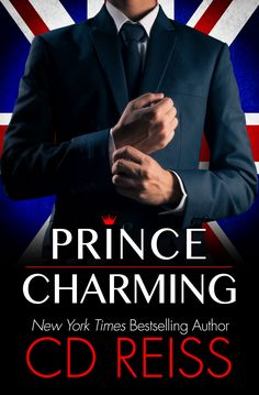 Silence Is Read: #TitleAnnouncement & #CoverReveal: Prince Charming By CD Reiss