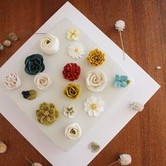 Flower Palette&Square AM11:22 CAKE❤️ #square#flowercake#palette#buttercream#cake#petit#petitcake#class#am1122cake#flower#플라워케이크#쁘띠#팔레트#버터크림#꽃스타그램#케이크수제케이크