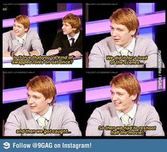 Advantages of having a twin. Level: Weasley @Mary Diffendal