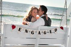 Honeymoon Island State Park Surprise Beach Proposal by Karen Harrison Photography Engagement Couple, Engagement Pictures, Wedding Engagement, Engagement Ideas, Wedding Pics, Dream Wedding, Wedding Ideas, Wedding Things, Engagement Photography