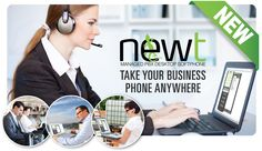NEWT is proud to announce the release of the NEWT Desktop Softphone for PC taking business communication in Canada to another level. Press Release, Communication, Desktop, To Go, Business