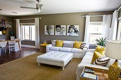 L Shaped Living Room Design  Living Room  Pinterest  Shapes Amazing L Shaped Living Room Designs Review