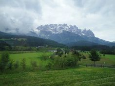 Tirol, Austria. The hills are alive!