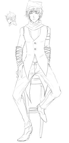 male!blake cuz people wanted all of team rwbymale!yang coming up!