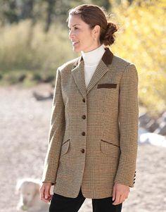 Just found this Tweed Jacket for Women - Irish Tweed Jacket -- Orvis on Orvis.com!
