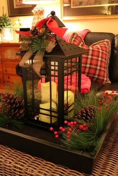 1551 Best Kathie S Lanterns At Christmas Images In 2019