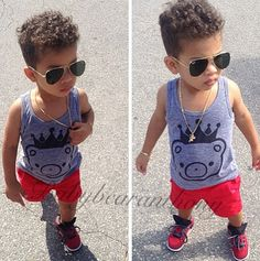 Ideas Hair Styles Curly Toddler Boy Haircuts For 2019 Mixed Boys Haircuts, Boys Curly Haircuts, Baby Boy Hairstyles, Toddler Boy Haircuts, Boys With Curly Hair, Curly Hair Cuts, Curly Hair Styles, Men Hairstyles, Baby Boys