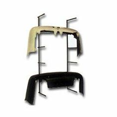 """Alc Keysco 77784 Bumper Rack by ALC Keysco. $199.11. Sold Individually. Features and Benefits:  Protects and organizes bumpers Holds 6 or more 18"""" arms Arms fold down to take up very little room when not in use 15"""" between arms Made in the U.S.A.  Save valuable shop floor space with this bumper rack. 1"""" square steel tubing bolts to wall."""