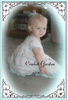 Fairytale Keepsake Dress...click into to order pattern