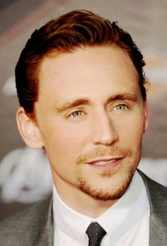 Sir James (Yes, I know it's Tom Hiddleston. I'm using him as inspiration for a character in my story.)