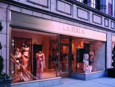 803 Madison Ave. (212-570-0050) ~ The most elegant lingerie on the market. La Perla is the original and best name in high-end lingerie.